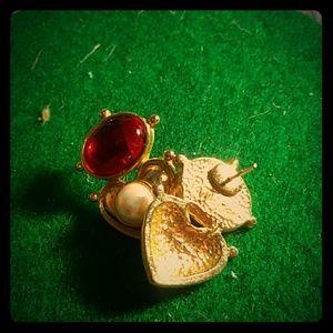 Patti Horn earrings